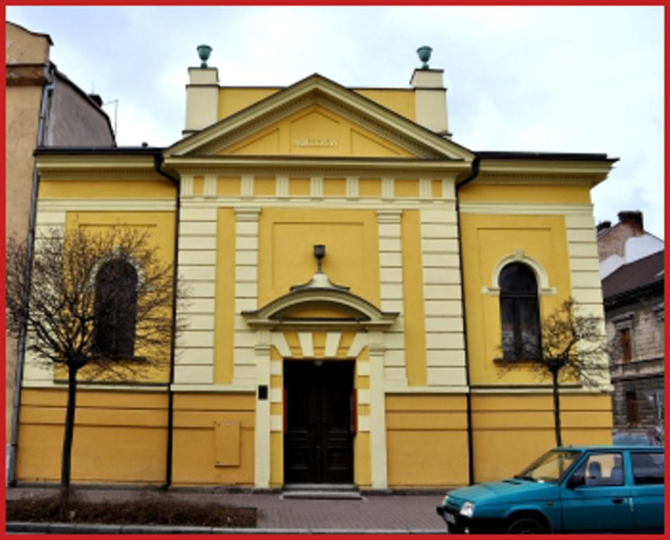 Pardubice, kostel Českobratrské církve evangelické