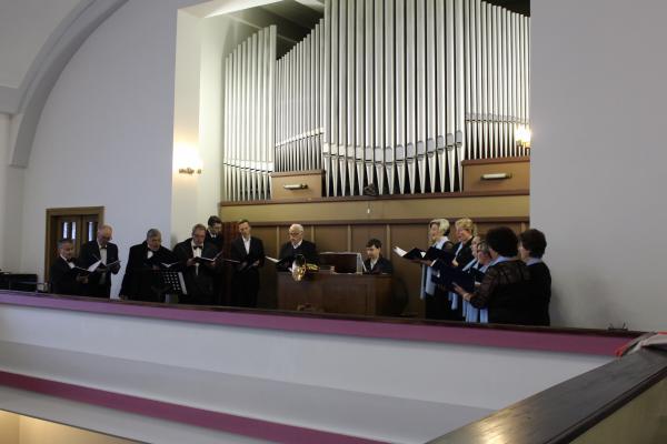 Husův sbor DKnL 2021