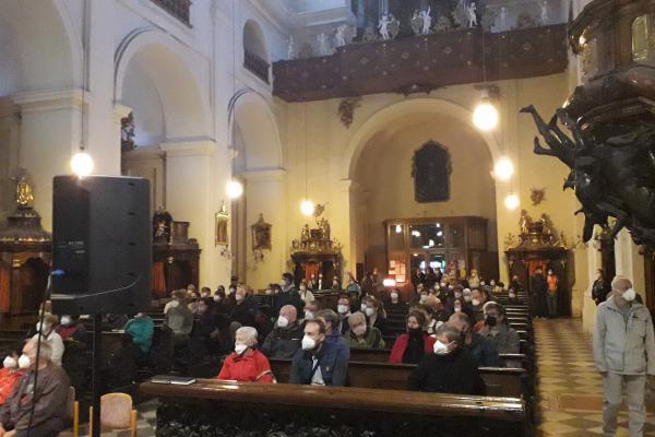 Noc kostelů 2021 • přednáška Zaniklé kostely v centru Brna