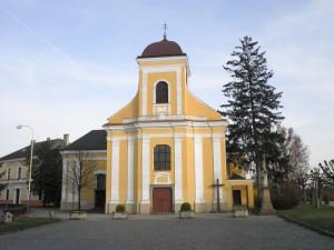 Kostel sv. Jiljí v Chropyni