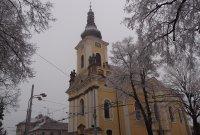 Hradec Králové - Nový Hradec Králové, kostel sv. Antonína