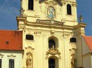 Rajhrad, kostel sv. Petra a sv. Pavla