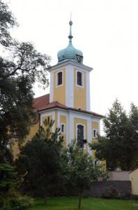 Kostel Povýšení sv. Kříže – Vinoř