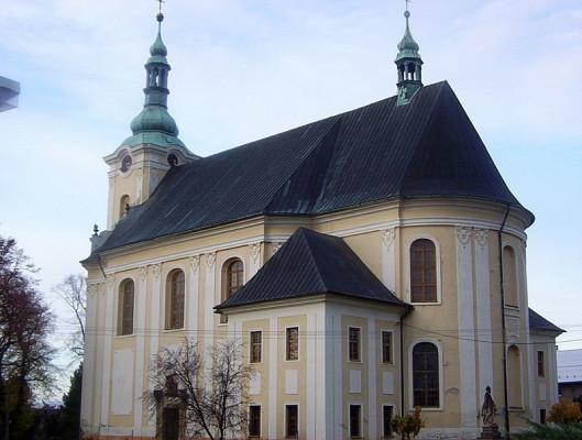 Dolany, kostel sv. Matouše