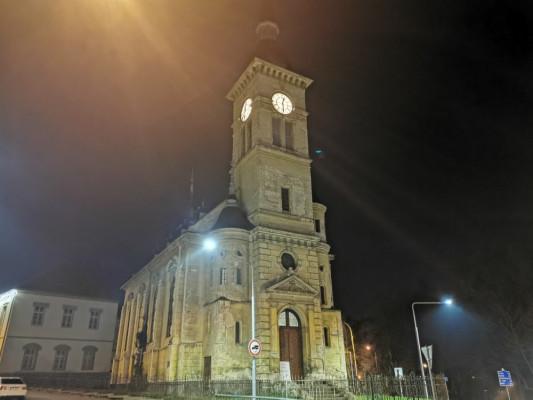 Žatec, evangelický kostel