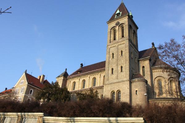 Kostel a klášter sv. Gabriela