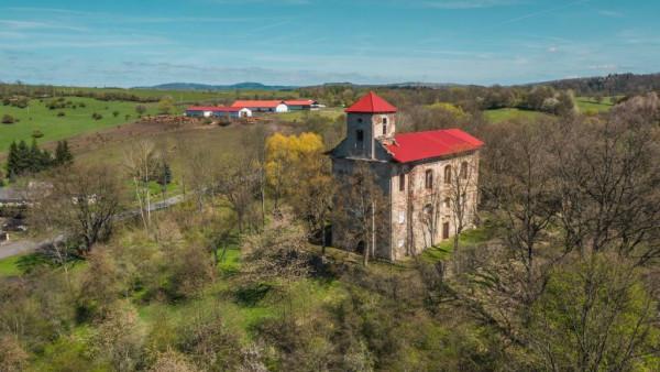 Svatobor, kostel Nanebevzetí Panny Marie