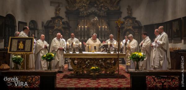 Kapitulní chrám Všech svatých / Kolegiátní kapitula Všech svatých na Hradě Pražském