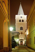 Valašské Meziříčí, kostel Nanebevzetí Panny Marie / Valašské Meziříčí, kostel Nanebevzetí Panny Marie