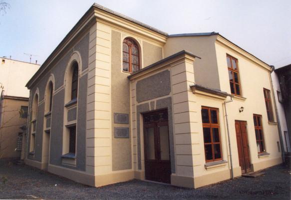 Přerov, kostel sv. Cyrila a Metoděje / Přerov, kostel sv. Cyrila a Metoděje