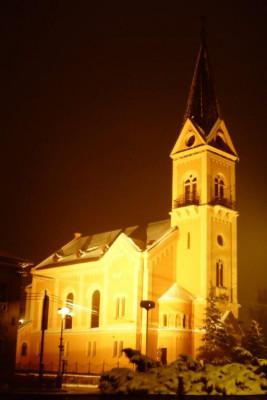 Kostel Božího Spasitele Podbořany