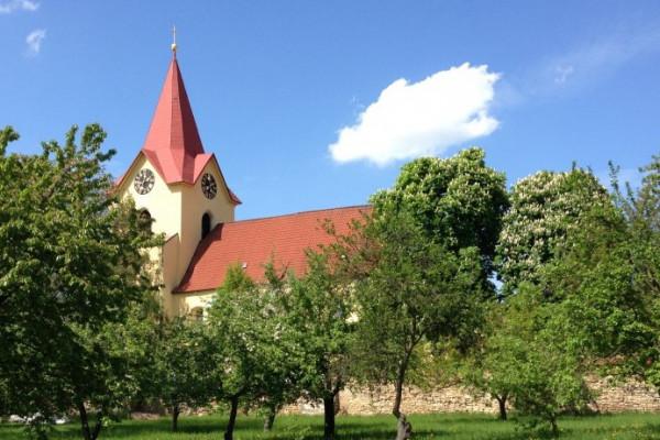 Hostivice, kostel sv. Jakuba Staršího