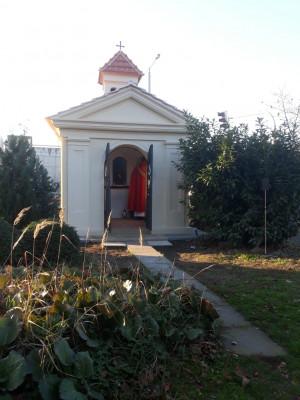 Kaple sv. Bartoloměje - Praha 4 - Hodkovičky / Autor fotografie: I.Bažant