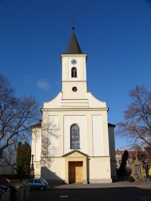 kostel Panny Marie Pomocnice, Olomouc-Hodolany / kostel Olomouc-Hodolany