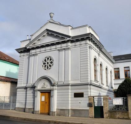 Kladno, kostel ČCE