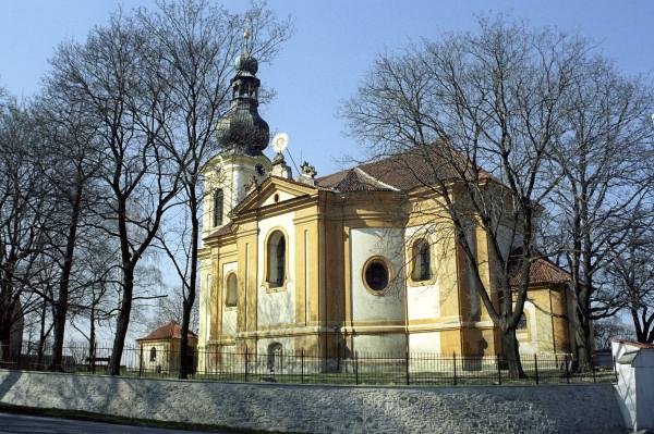kostel sv. Klimenta, Odolena Voda