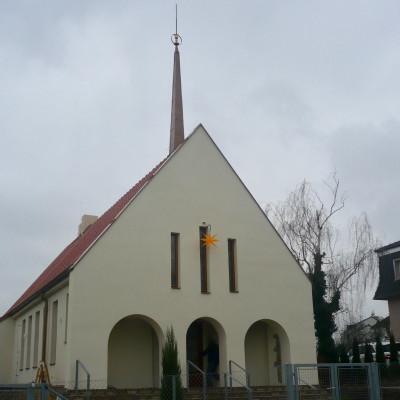 Milíčova kaple, Praha 10-Malešice / Autor fotografie: Zdar Šorm