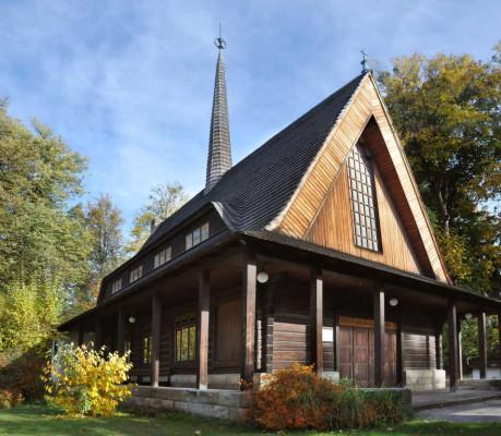 Evangelický kostel v Rožnově p. R.
