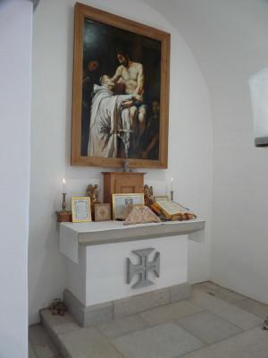 kaple zámek Stránecká Zhoř