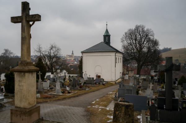 Hřbitovní kostel sv. Mikuláše