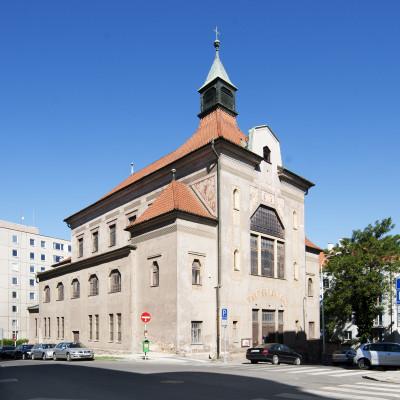 Praha 3 - Žižkov, kostel sv. Anny
