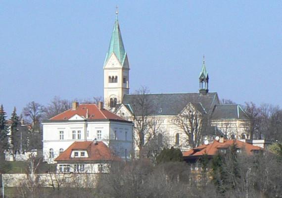 Kostel sv. Norberta / Praha 6 - Střešovice