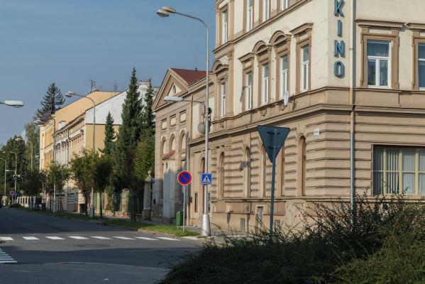 Lípa Olomouc / Modlitebna církve baptistů v Olomouci / Autor fotografie: Roman Klimeš