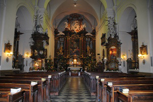 Brno, kostel sv. Maří Magdalény