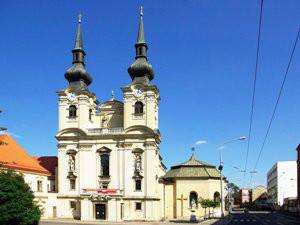 Brno-Zábrdovice, kostel Nanebevzetí Panny Marie