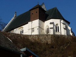 Šebrov-Kateřina, kostel sv. Kateřiny