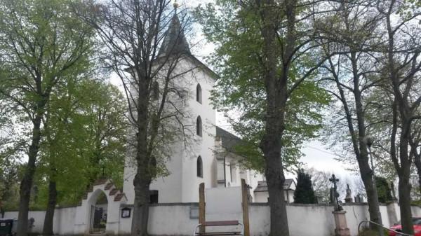 Lelekovice, kostel sv. Jakuba a Filipa