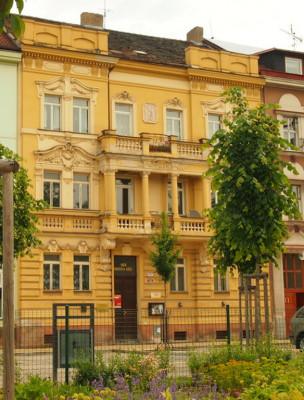 Plzeň-Slovany, sbor Kristova kříže