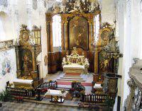 Lipník nad Bečvou, klášterní kostel sv. Františka