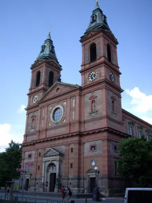 Praha 5 - Smíchov, kostel sv. Václava