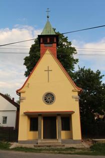 Svitavy-Lány, kaple sv. Anny