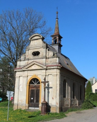 Svitavy-Lány, kaple Neposkvrněného početí Panny Marie