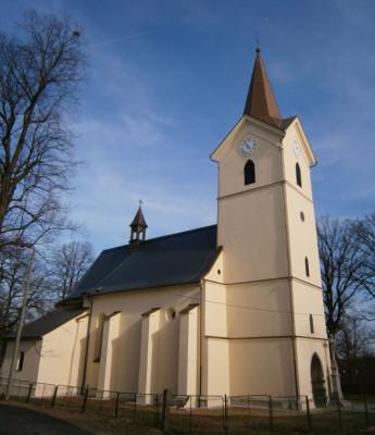 Rychvald, kostel sv. Anny