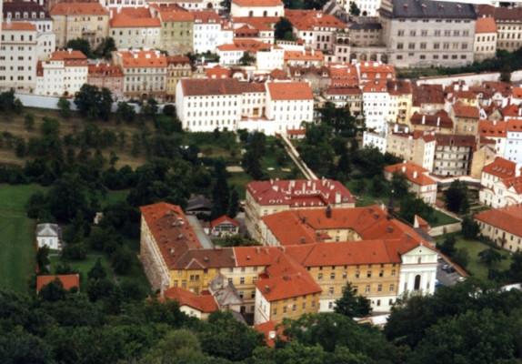 Praha 1 - Malá Strana, kostel sv. Karla Boromejského