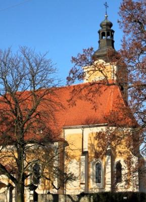 Smolnice, kostel sv. Bartoloměje