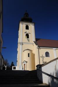 Blansko, kostel sv. Martina