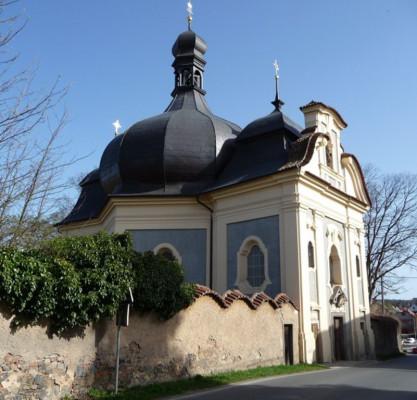 Šťáhlavy, kostel sv. Vojtěcha