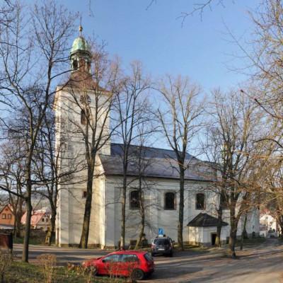 Hodkovice nad Mohelkou, kostel sv. Prokopa