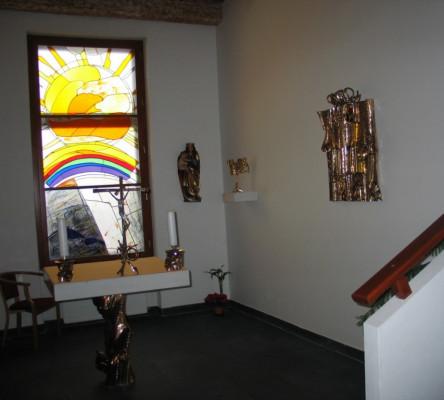 Olomouc-Svatý Kopeček, kaple Ducha Svatého, Hospic na Sv. Kopečku