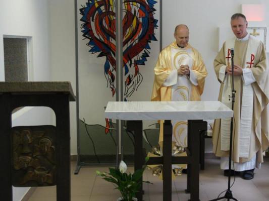 FN Olomouc, kaple / FN Olomouc, kaple
