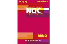 Programová brožurka míst Brno a okolí