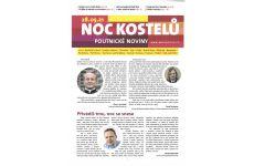 Noviny Noci kostelů Hradec Králové