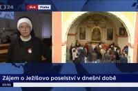 Noc kostelů v České televizi