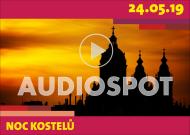 Audiospot zve na Noc kostelů