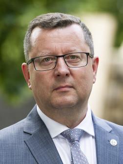 doc. Mgr. Antonín Staněk, Ph.D.